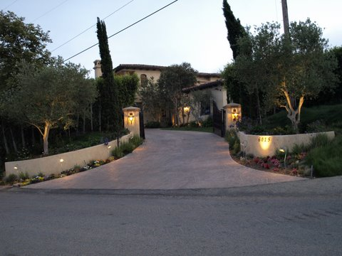 Exterior Lighting Simi Valley