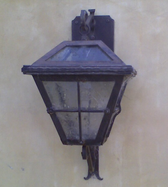 Exterior Lighting Simi Valley Sconce